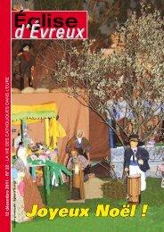 N° 22 - 12 décembre 2011 - Diocèse d'Evreux