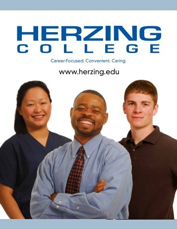 Career-Focused. Convenient. Caring. - Herzing University