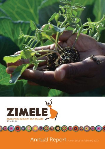 2013-2014-Zimele-Annual-Report