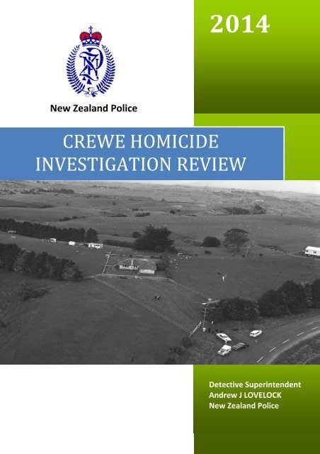 crewe review final report