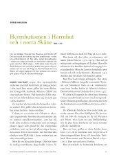 Herrnhutismen i Herrnhut och i norra Skåne DEL 1 & 2 - Till Liv