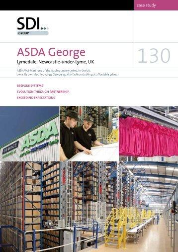 ASDA George, Lymedale, Newcastle-under-Lyme, UK - SDI Group