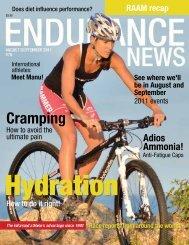 Endurance News - Issue 76 - Hammer Nutrition