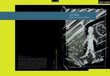 J.D. Robb - bee designed