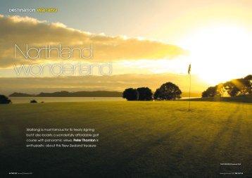 DeSTInaTIOn waITanGI - Waitangi Golf Club