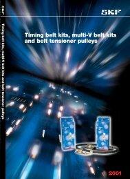 Timing belt kits, multi-V belt kits and belt ... - RUNE Piese Auto
