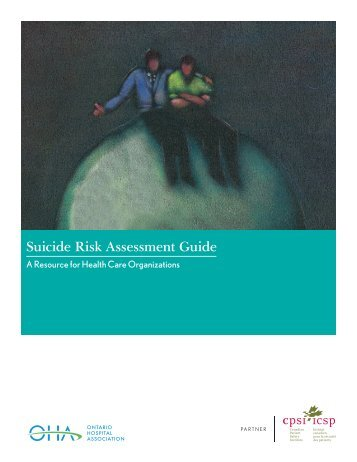 Suicide Risk Assessment Guide - Ontario Hospital Association