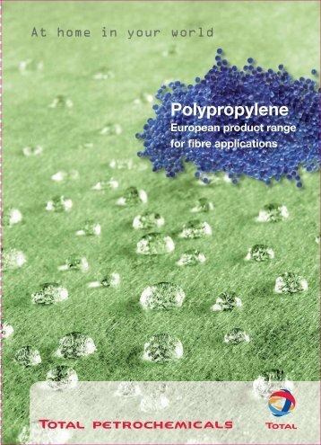 Polypropylene - Total Refining & Chemicals