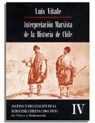 interpretacion marxista de la historia - Universidad de Chile
