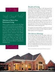 Vista Grande Brochure Download - Vista Grande Villa