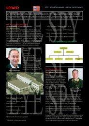 NORWAY FINAL - Eye Spy Intelligence Magazine