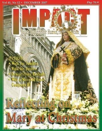 December 2007 - IMPACT Magazine Online!