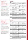 ACU Faculty of Law Brochure - Page 5