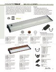 Maxim Lighting CounterMax and StarStrand Brochure - Page 7