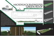 Hackensack River Keepers Green Roof Designs Boards (30MB PDF)
