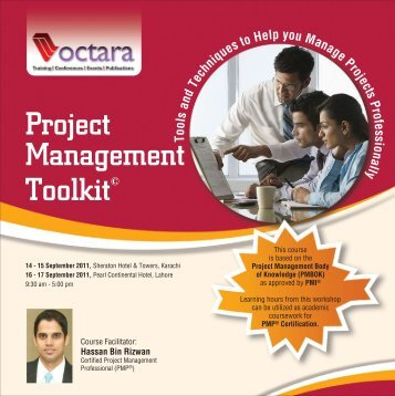 Tools and TechniquestoHelp youManageProjects P ... - Octara.com
