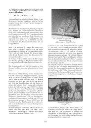 5.2 Ergänzungen, Erweiterungen und neuere Quellen