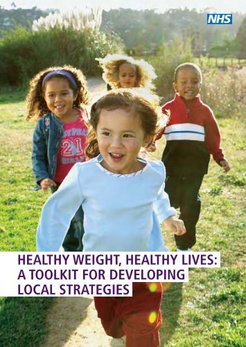 Healthy weight, healthy lives - UK Faculty of Public Health