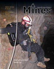 Mine Safety Veteran Speaks Up - Mines Magazine - Colorado ...