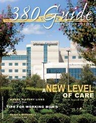 New Level - 380Guide Magazine
