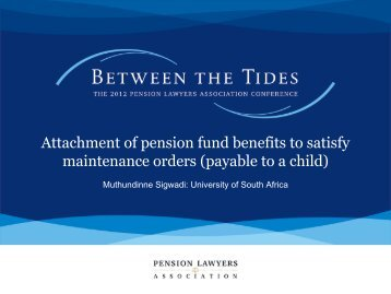 Download PDF - Pension Lawyers Association of South Africa