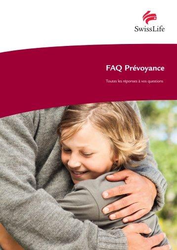 FAQ prévoyance + lexique 2012.pdf - Swiss Life