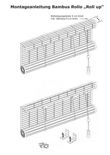 montageanleitung insektenschutz und verdunkelungs rollo obi. Black Bedroom Furniture Sets. Home Design Ideas
