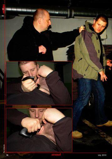 HAND SHOCK - broń impaktowa - Training Squad