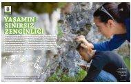 Yaşamın sınırsız zengİnlİĞİ - International Biodiversity Day