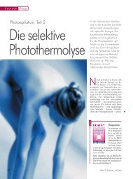 B Photoepilation, Teil 2 - Wellcomet