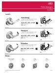 CL3100 Series - Corbin Russwin - Page 7