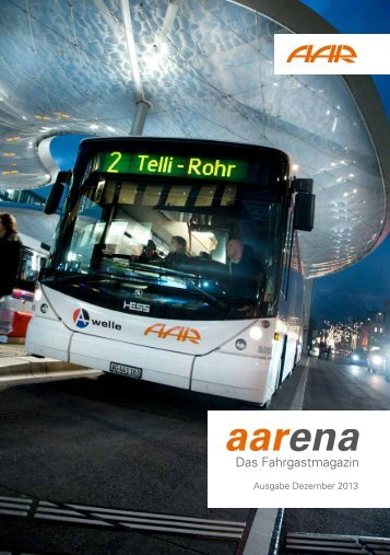 Dezember 2013 - AAR bus+bahn