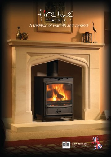 Fireline Stoves Brochure