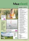2/2012 - ProAgria Oulu - Page 3