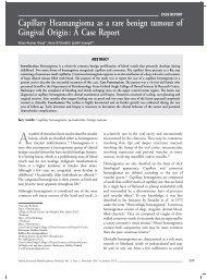 A Case Report - IJMD