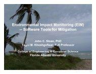 John Sloan, Building Reliable Turbines for Harnessing Ocean Energy