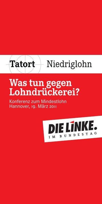 Tatort - Carsten Zinn