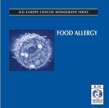 ILSI CM food allerg for pdf - ILSI Argentina