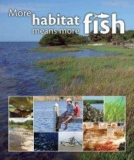 means more - NOAA Habitat Conservation