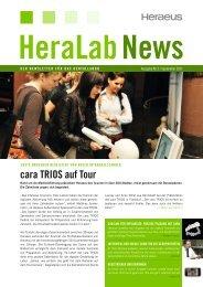 HeraLab News 03/2011 - Heraeus Dental