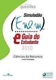 Ciências da Natureza questões - Guia do Estudante - Abril.com