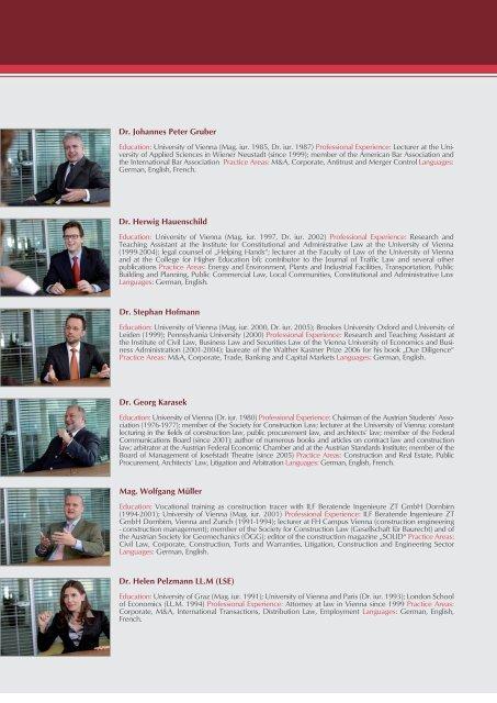 Attorneys - KWR