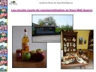 3) Présentation du Plan d'actions - Pays Midi-Quercy