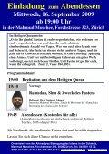 Der neunte Monat im islamischen Kalender. Informieren Sie sich ... - Seite 2