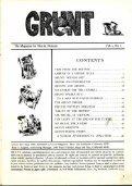Grunt 2nd Issue 1968 - Craig Sams - Page 5