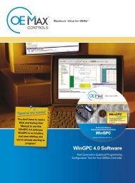 Wingpc 4.0 Software - AT Control System