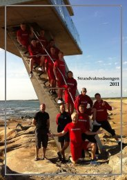 Strandvaktssäsongen 2011 - Ängelholms kommun