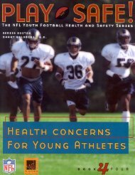 health concerns book 4.qxd - USA Football