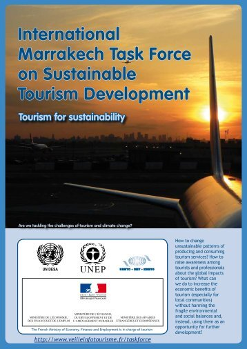 barriers to sustainable tourism developments tourism essay Government tourism policy john penrose mp, minister for tourism and heritage  new approach to tourism, removing barriers to growth and backing the industry all the.