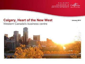 Calgary's millionaires - Calgary Economic Development